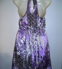 Preslatka ljubičasta haljina