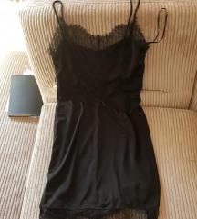 H&M haljina crna nova