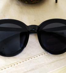 Crne retro naočale