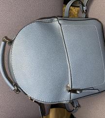 Stradivarius plavi ruksak -nov