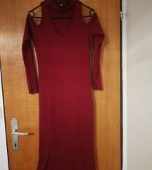 Uska haljina golih ramena