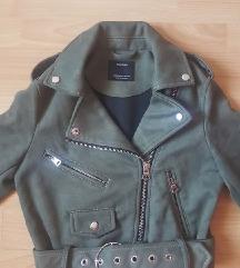 Bershka biker jakna XS