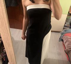 NOVA Zara crna haljina S
