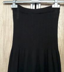 Crna haljina/suknja, S