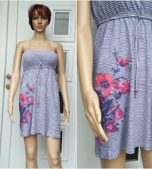 Pamučna haljina, L