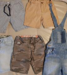 Kratke hlače ,3 -4 godine, vel.104