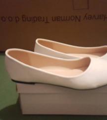 Mauro bijele balerinke