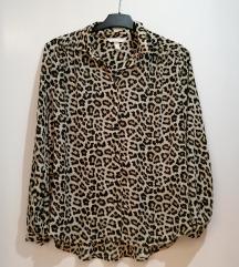 Košulja leopard uzorak
