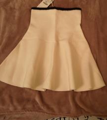 Bijela suknjica