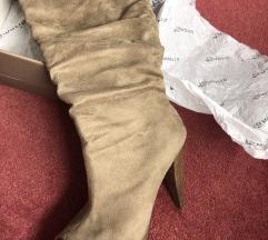 Velur čizme