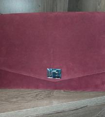 Bordo crvena torbica