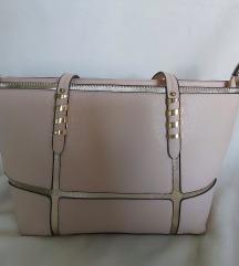 Svijetlo roza torba
