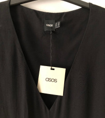 Asos crna haljina