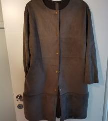 Kaput Zara s krznom xl