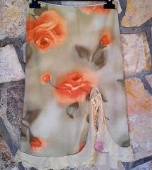 Celyn b floral suknja sa volanima