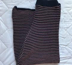 ZARA knit hlače/culotte