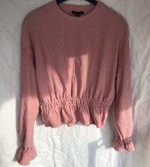 AMISU nova roza bluza