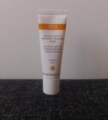 REN Glycol Lactic Radiance Renewal maska, 15ml
