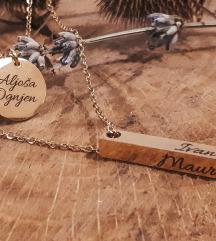 Personalizirane ogrlice ✨