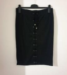 Suknja s vezicama