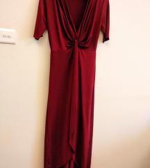 -30% NOVA ASOS crvena haljina