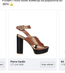 Pierre Cardin sandale rezervirano