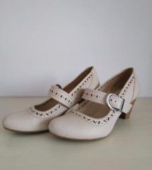 Bež cipele - NIKAD NOŠENE I POVOLJNE!!