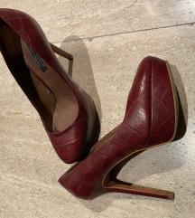 Kozne cipele s kroko uzorkom
