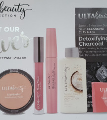 Novi zapakirani Ulta set kozmetike make upa