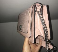 Roza STRADIVARIUS torbica