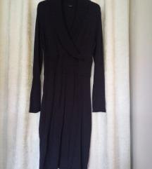 ljubičasta haljina zimska