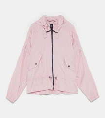 Nova Zara vjetrovka roza M 38