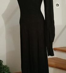 Zara pletena haljina M