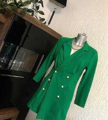 Zeleni sako/haljina