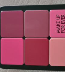 Make up for ever paleta