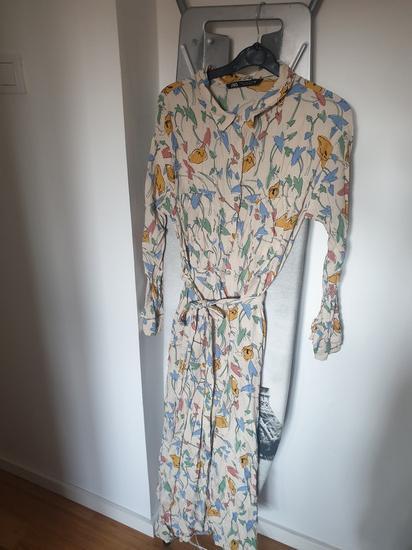 Zara duga haljina