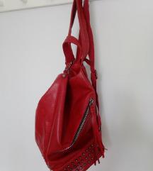 Crveni MASS ruksak/torba