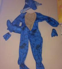 Dinosaur kostim za maškare  8-10 g