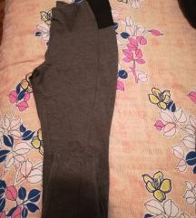 Sive uske hlače