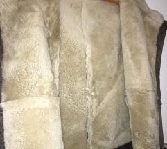 Twin Set by Simona Barbieri krzneno-kožna jakna