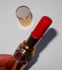 YSL Rouge Volupté Shine Fuchsia In Excess