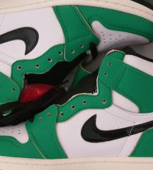 Air Jordan 1 'Lucky Green' (38, 38.5, 42.5)