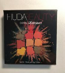Nova Huda Beauty Coral Obsessions paleta