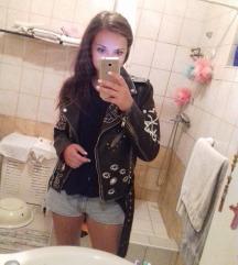 Kožna jakna, punk rock