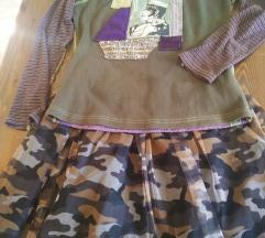 TIl suknja i C.Maltese majica - lot