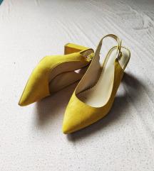 Graceland žute salonke/sandale