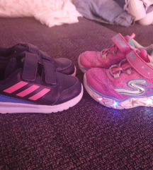 Lot skechers i adidas 23