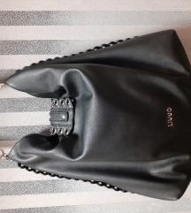 Crna vrečasta Liu jo torba
