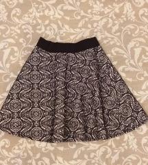 RINASCIMENTO čipkasta suknja xs NOVO