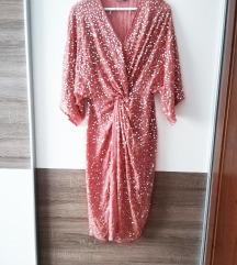 ASOS sequin kimono haljina